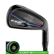 Cobra KING ONE Length Black Utility Iron – (Steel)