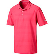 PUMA Men's Aston Pounce Golf Polo