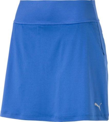 PUMA Women's PWRSHAPE Knit Golf Skort