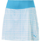 PUMA Women's PWRSHAPE Sport Knit Golf Skort
