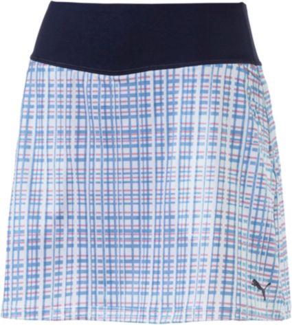 PUMA Women's PWRSHAPE Sport Knit Golf Skort
