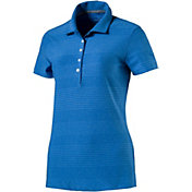 PUMA Women's Aston Pounce Golf Polo