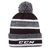 CCM Core Heathered Pom Knit Hockey Beanie