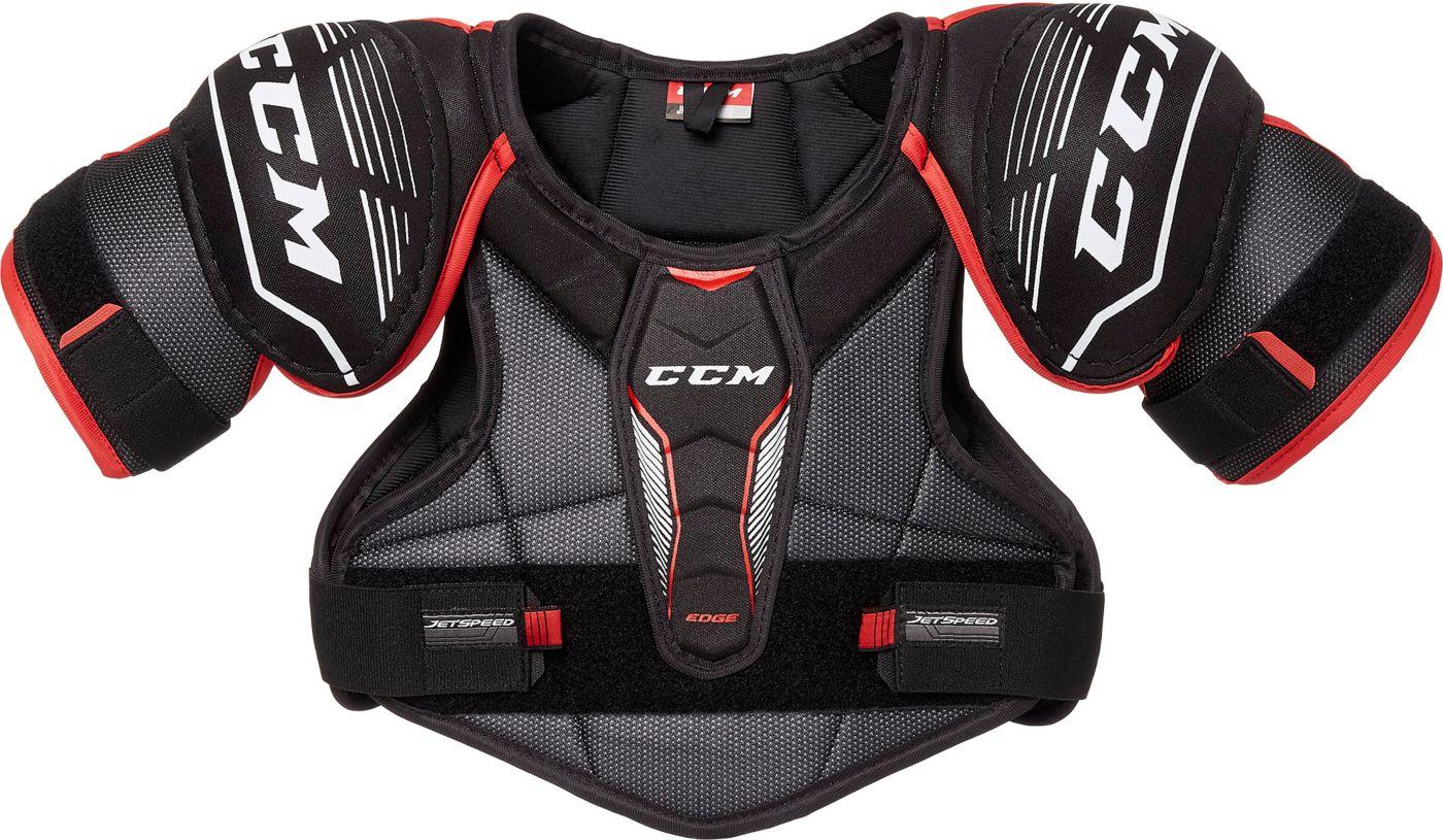 CCM Senior Jetspeed Edge Ice Hockey Shoulder Pads