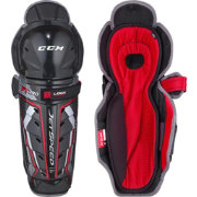 CCM Senior Jetspeed FT390 Hockey Shin Guards