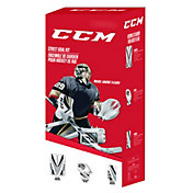 CCM Fleury Street Hockey Goalie Pad Set