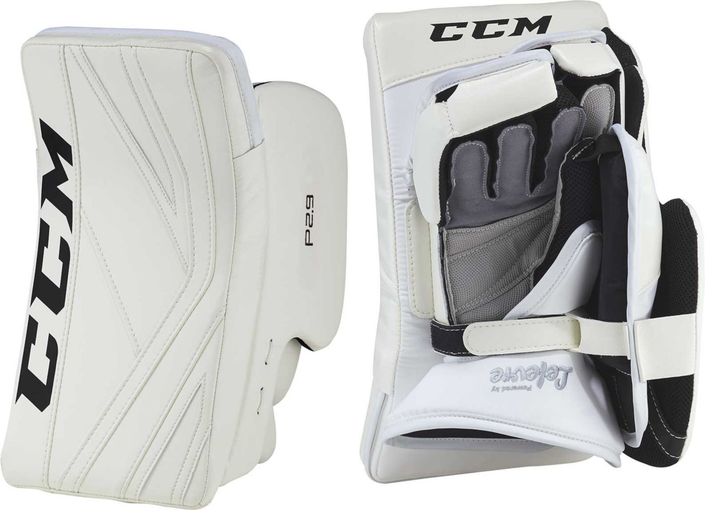 CCM Intermediate Premier P2.9 Ice Hockey Goalie Blocker