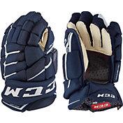 CCM Junior JetSpeed FT390 Ice Hockey Gloves