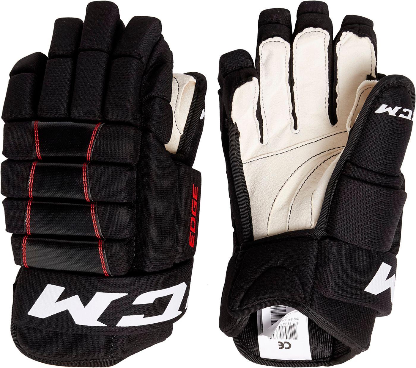 CCM Junior Jetspeed Edge Ice Hockey Gloves