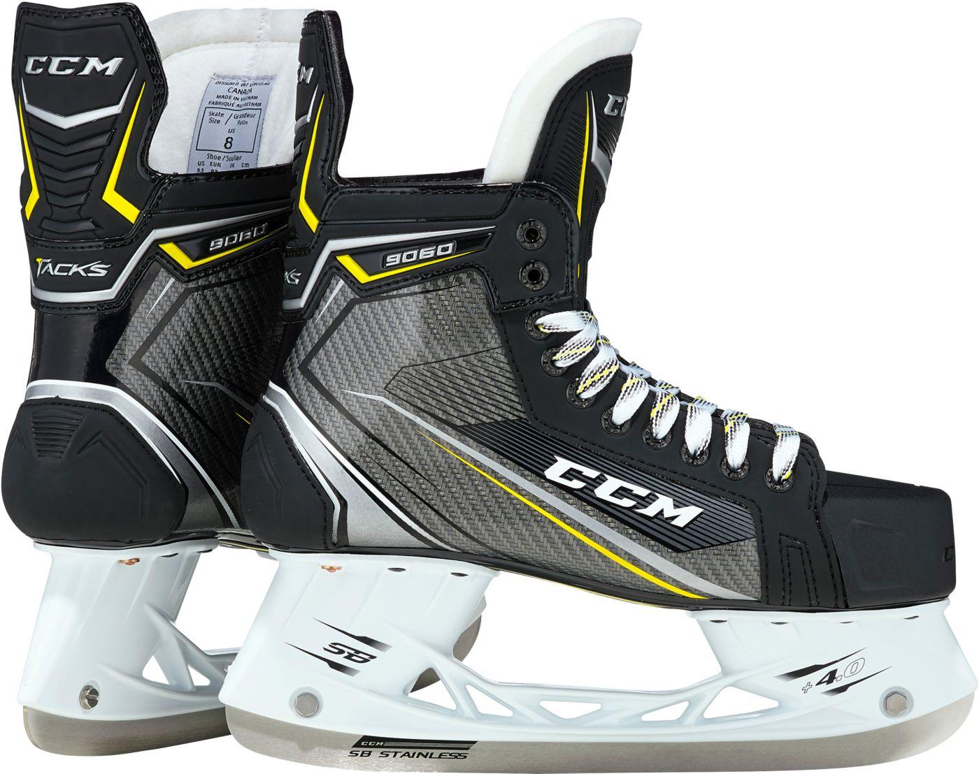 CCM Youth Tacks 9060 Ice Hockey Skates