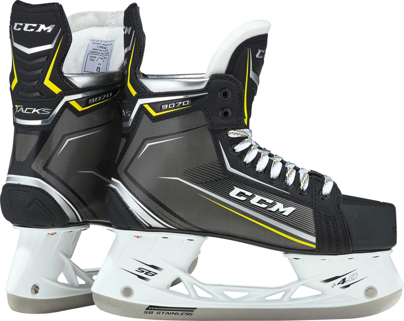 CCM Junior Tacks 9070 Ice Hockey Skates