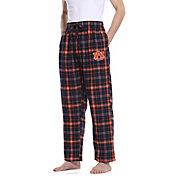 Concepts Sport Men's Auburn Tigers Blue/Orange Ultimate Sleep Pants