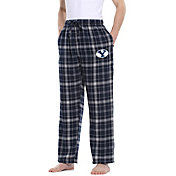 Concepts Sport Men's BYU Cougars Blue/Grey Ultimate Sleep Pants