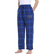 Concepts Sport Men's Florida Gators Blue/Black Ultimate Sleep Pants