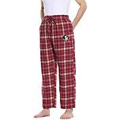 Concepts Sport Men's Florida State Seminoles Garnet/Gold Ultimate Sleep Pants