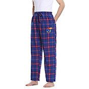 Concepts Sport Men's Kansas Jayhawks Blue/Crimson Ultimate Sleep Pants