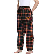 Concepts Sport Men's Oklahoma State Cowboys Black/Orange Ultimate Sleep Pants