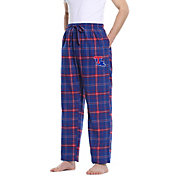 Concepts Sport Men's Louisiana Tech Bulldogs Blue/Red Ultimate Sleep Pants