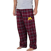 Concepts Sport Men's Minnesota Golden Gophers Maroon/Black Ultimate Sleep Pants