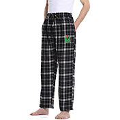 Concepts Sport Men's Marshall Thundering Herd Black/Grey Ultimate Sleep Pants