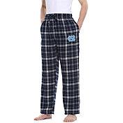 Concepts Sport Men's North Carolina Tar Heels Navy/Grey Ultimate Sleep Pants