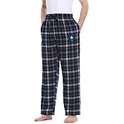Concepts Sport Men's UNC-Wilmington  Seahawks Navy/Grey Ultimate Sleep Pants