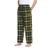 Concepts Sport Men's North Dakota State Bison Green/Yellow Ultimate Sleep Pants