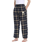 Concepts Sport Men's Notre Dame Fighting Irish Navy/Gold Ultimate Sleep Pants