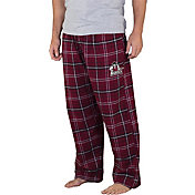 Concepts Sport Men's New Mexico State Aggies Maroon/Black Ultimate Sleep Pants