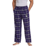 Concepts Sport Men's Northwestern Wildcats Purple/Black Ultimate Sleep Pants