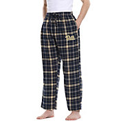 Concepts Sport Men's Pitt Panthers Blue/Gold Ultimate Sleep Pants