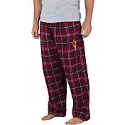 Concepts Sport Men's Arizona State Sun Devils Maroon/Black Ultimate Sleep Pants