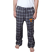 Concepts Sport Men's Tennessee Volunteers Charcoal /Black Ultimate Sleep Pants