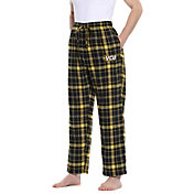 Concepts Sport Men's VCU Rams Black/Gold Ultimate Sleep Pants