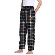 Concepts Sport Men's Iowa State Cyclones Black/Grey Ultimate Sleep Pants
