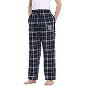 Concepts Sport Men's Xavier Musketeers Blue/Grey Ultimate Sleep Pants