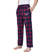 Concepts Sport Men's Columbus Blue Jackets Flannel Pants