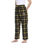 Concepts Sport Men's Boston Bruins Ultimate Flannel Pants