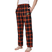 Concepts Sport Men's Anaheim Ducks Flannel Pants