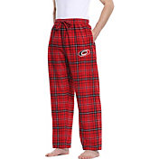 Concepts Sport Men's Carolina Hurricanes Ultimate Flannel Pants