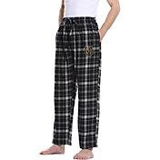 Concepts Sport Men's Vegas Golden Knights Ultimate Flannel Pants