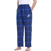Concepts Sport Men's Tampa Bay Lightning Ultimate Flannel Pants
