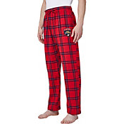 Concepts Sport Men's Florida Panthers Flannel Pants