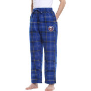 Concepts Sport Men's New York Islanders Ultimate Flannel Pants