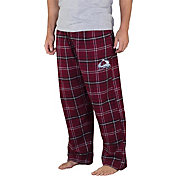 Concepts Sport Men's Colorado Avalanche Ultimate Flannel Pants