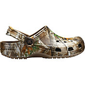 42c69411f505a0 Product Image · Crocs Adult Classic Realtree Edge Clogs