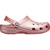 Crocs Adult Classic Metallic Clogs