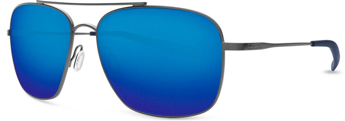 Costa Del Mar Men's Canaveral 580P Polarized Sunglasses