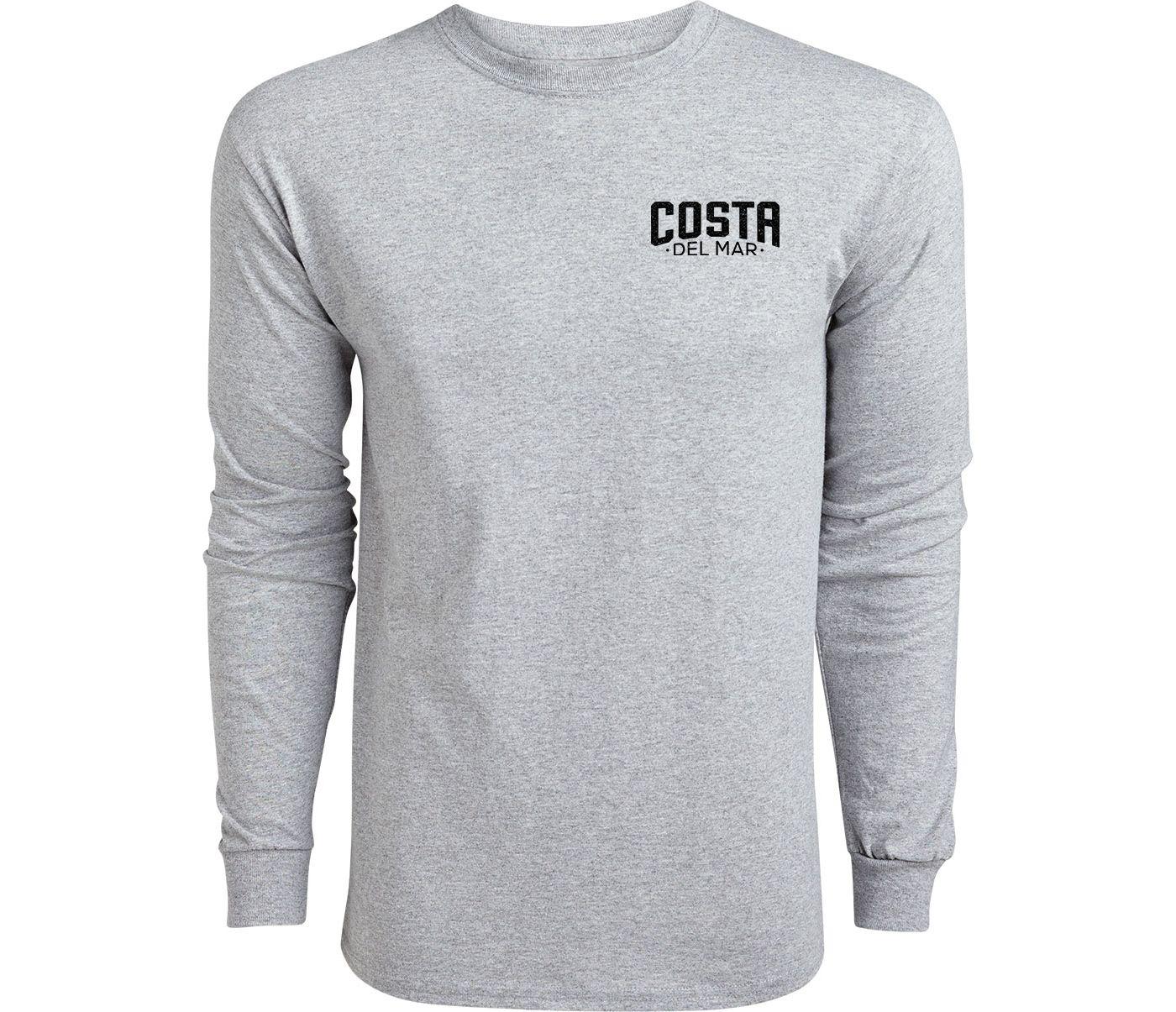 Costa Del Mar Fullmark Long Sleeve Shirt