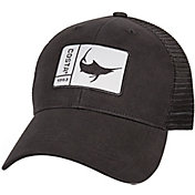 Costa Del Mar Men's Original Patch Marlin Trucker Hat